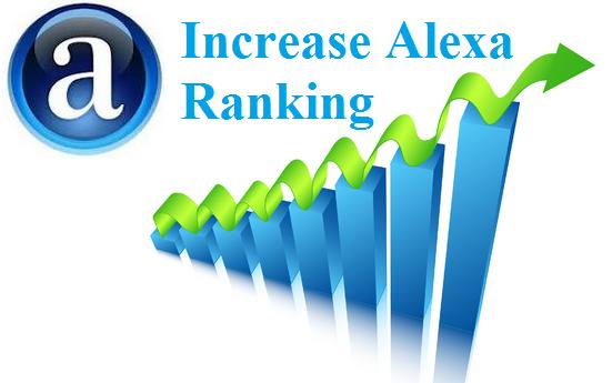 Улучшить показатель Alexa Rank